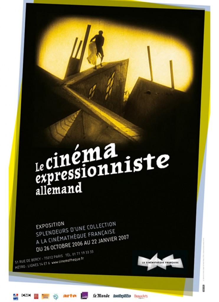 Splendeurs dune collection Le cinéma expressionniste allemand